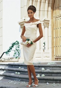Надеть свое свадебное платье второй раз