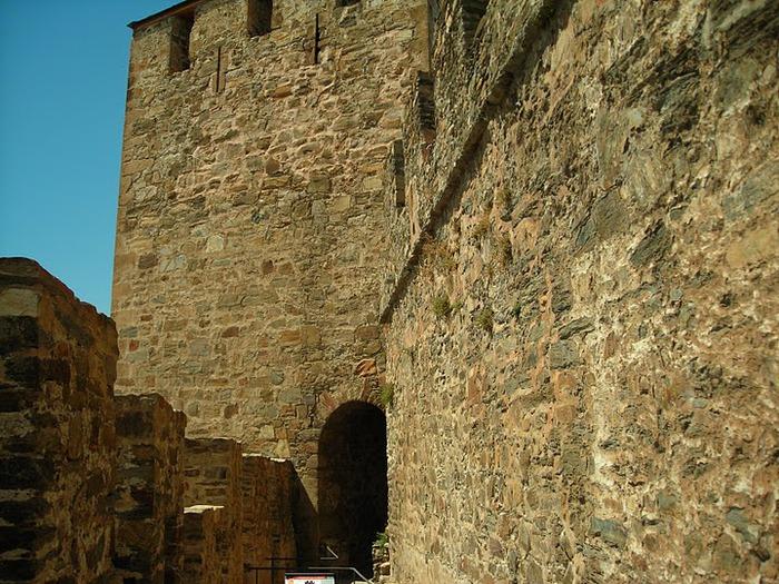 Понферрада (Castillo de Ponferrada) - Замок тамплиеров 54360