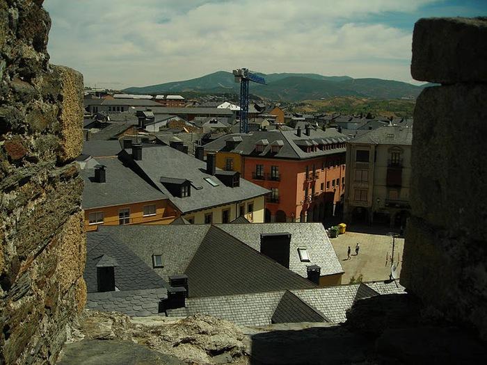 Понферрада (Castillo de Ponferrada) - Замок тамплиеров 63132