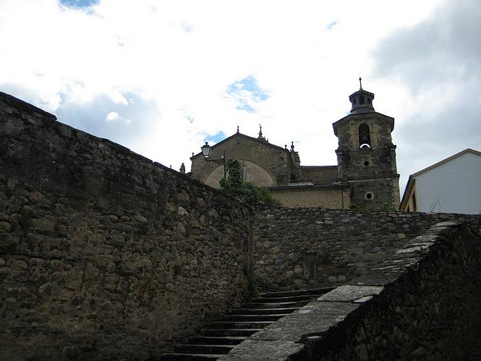 Понферрада (Castillo de Ponferrada) - Замок тамплиеров 29567