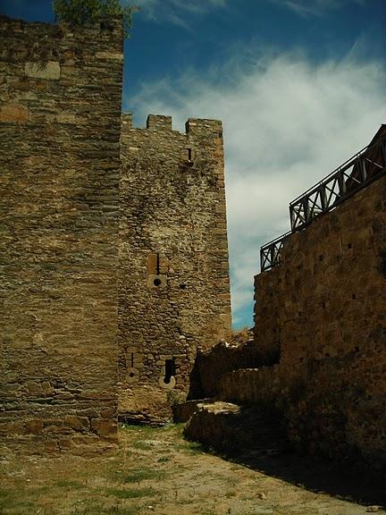 Понферрада (Castillo de Ponferrada) - Замок тамплиеров 85103