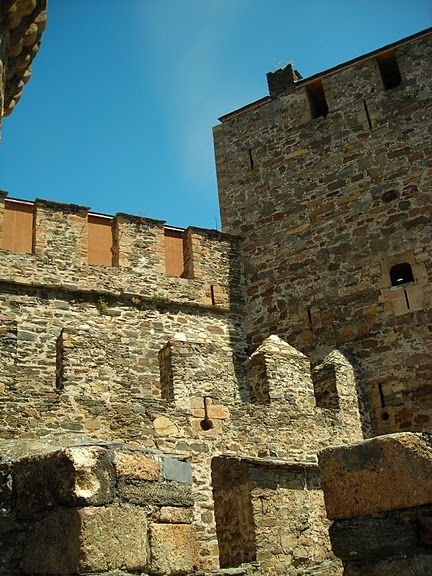 Понферрада (Castillo de Ponferrada) - Замок тамплиеров 31943