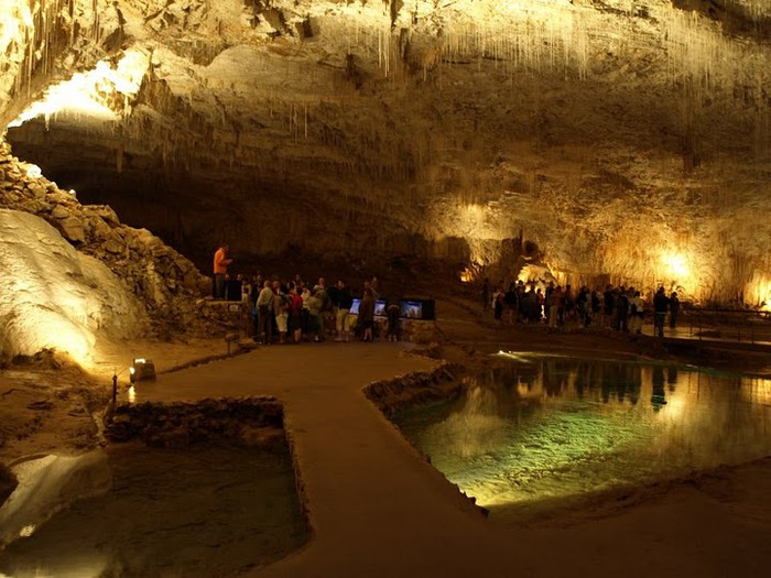 Гроты Шоранш - Grottes Choranche 19752