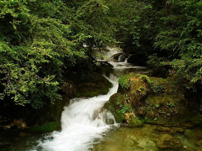 Гроты Шоранш - Grottes Choranche 80494