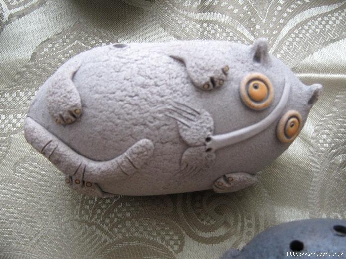 выставка ручного творчества Воронеж лежащий кот