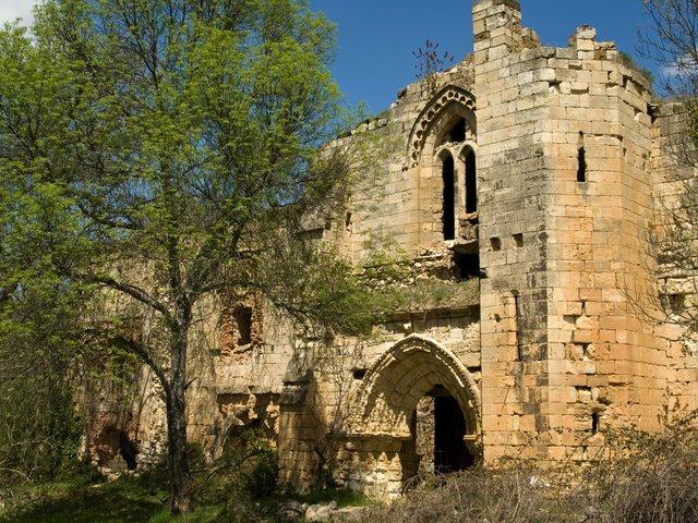 Монастырь Санта Мария де Бонаваль - Monasterio de Santa Maria de Bonaval 87217