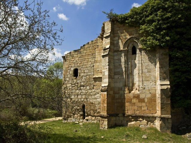 Монастырь Санта Мария де Бонаваль - Monasterio de Santa Maria de Bonaval 35416