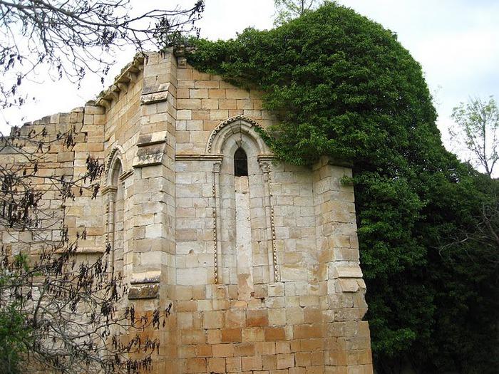 Монастырь Санта Мария де Бонаваль - Monasterio de Santa Maria de Bonaval 66437