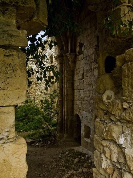 Монастырь Санта Мария де Бонаваль - Monasterio de Santa Maria de Bonaval 93789