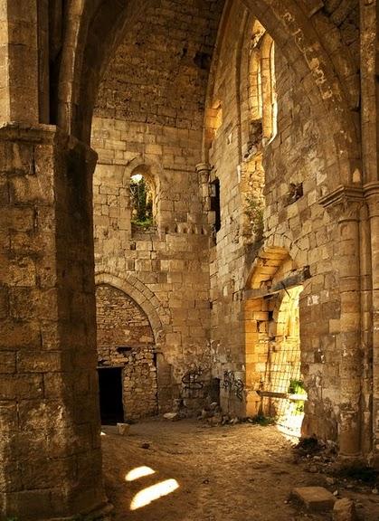 Монастырь Санта Мария де Бонаваль - Monasterio de Santa Maria de Bonaval 53604