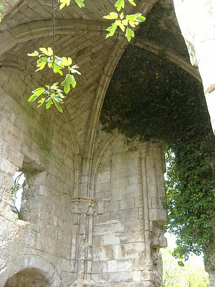 Монастырь Санта Мария де Бонаваль - Monasterio de Santa Maria de Bonaval 77704