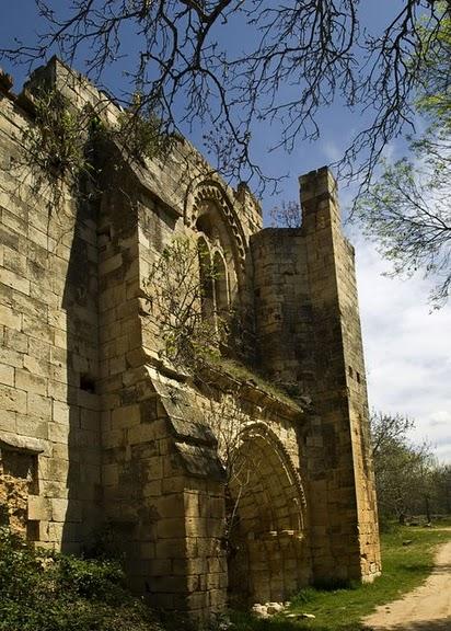 Монастырь Санта Мария де Бонаваль - Monasterio de Santa Maria de Bonaval 32131