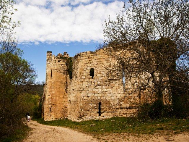 Монастырь Санта Мария де Бонаваль - Monasterio de Santa Maria de Bonaval 96699
