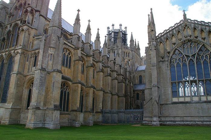 кафедральный собор Эли - (Англия). 81619