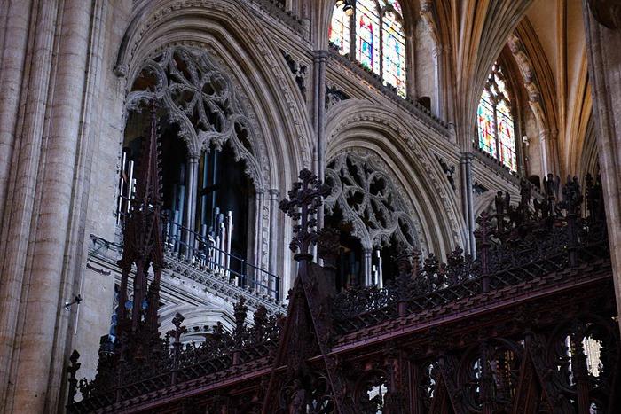 кафедральный собор Эли - (Англия). 29454
