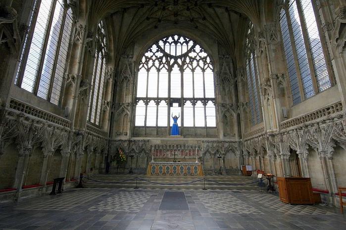 кафедральный собор Эли - (Англия). 96690