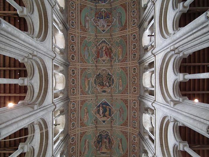 кафедральный собор Эли - (Англия). 37811