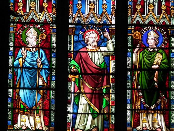 кафедральный собор Эли - (Англия). 15837