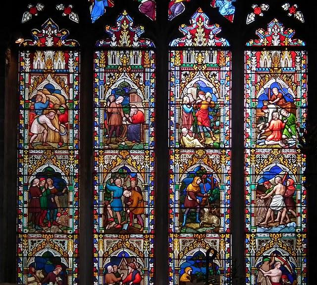 кафедральный собор Эли - (Англия). 89841