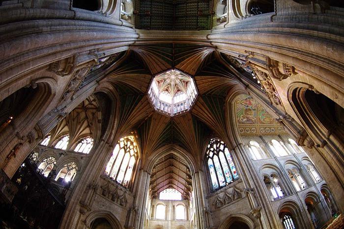 кафедральный собор Эли - (Англия). 55931