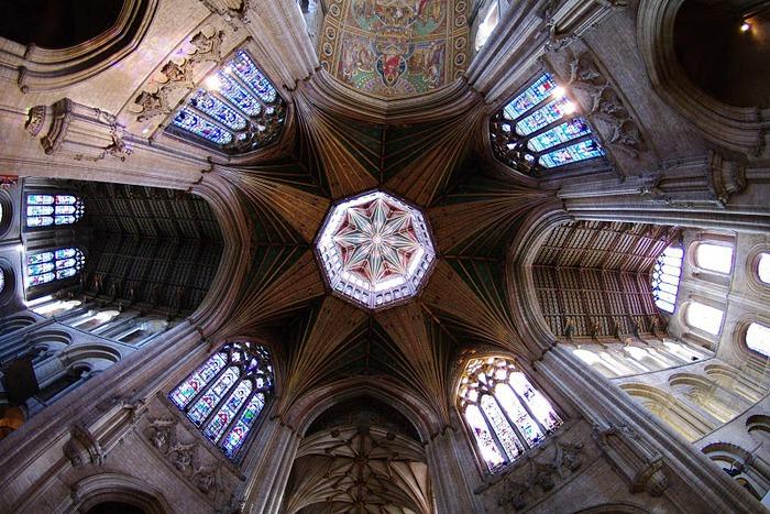 кафедральный собор Эли - (Англия). 60178