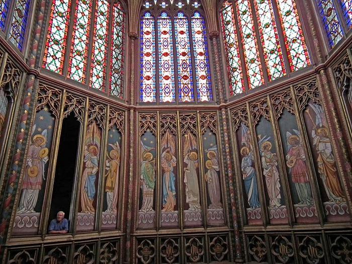 кафедральный собор Эли - (Англия). 70666