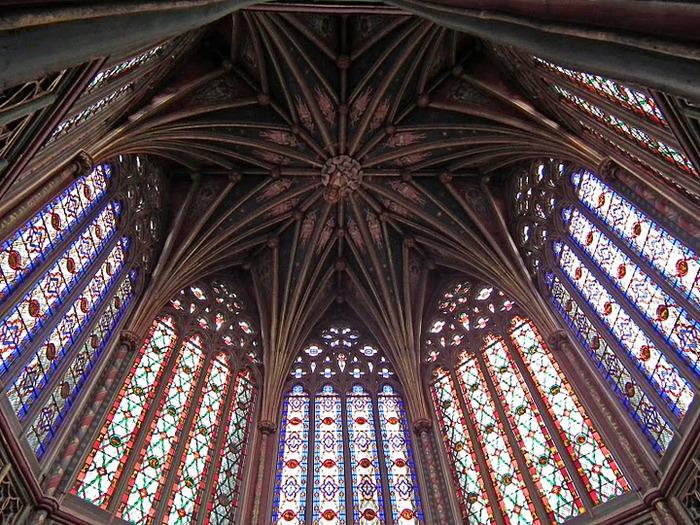 кафедральный собор Эли - (Англия). 11553