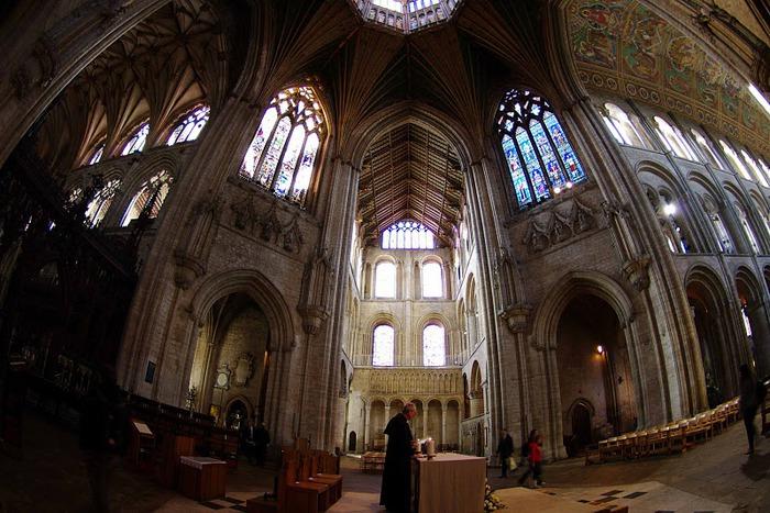 кафедральный собор Эли - (Англия). 64302