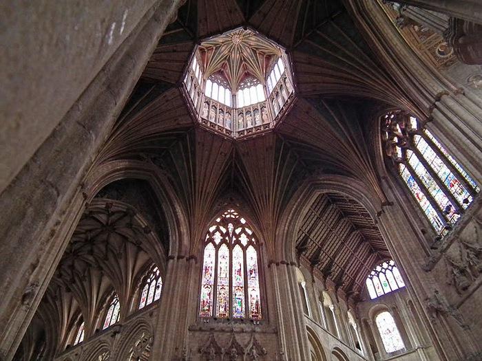 кафедральный собор Эли - (Англия). 96623