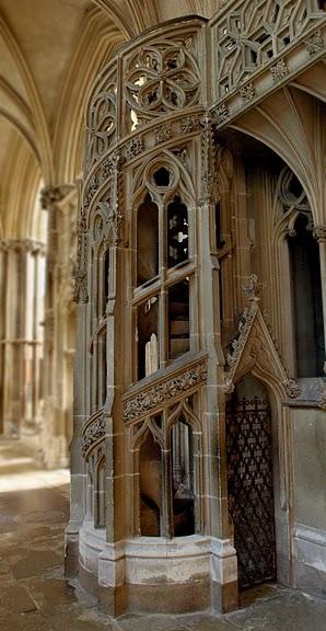 кафедральный собор Эли - (Англия). 21674