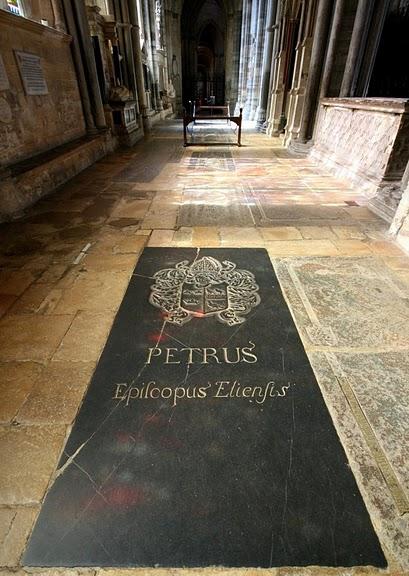 кафедральный собор Эли - (Англия). 77245