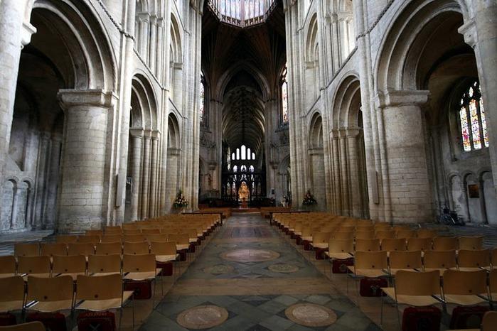 кафедральный собор Эли - (Англия). 66316