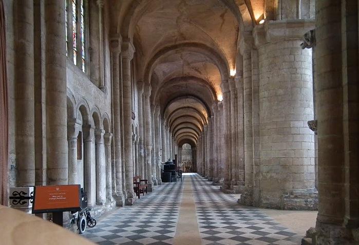 кафедральный собор Эли - (Англия). 92710