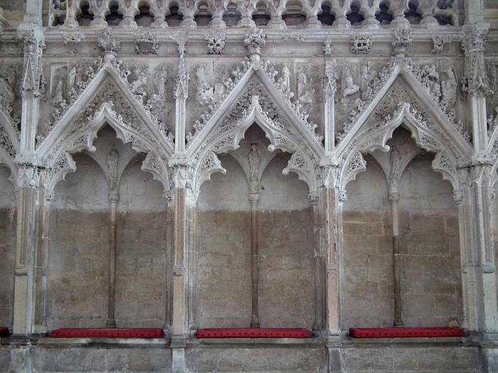 кафедральный собор Эли - (Англия). 73454