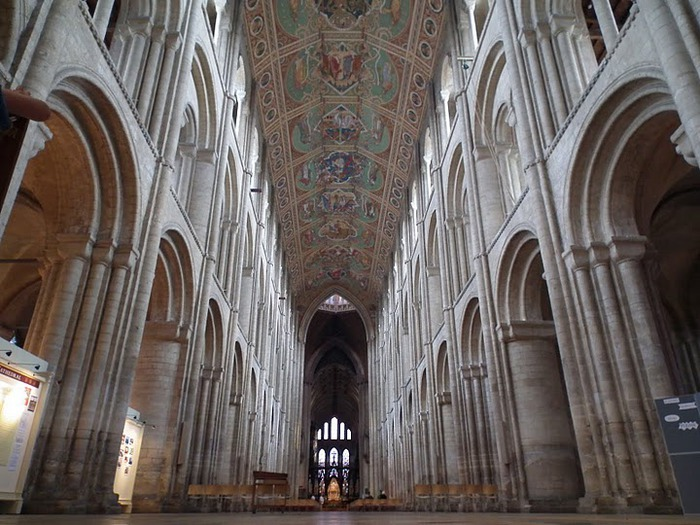 кафедральный собор Эли - (Англия). 57774