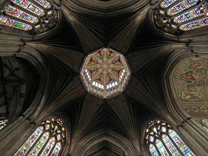 кафедральный собор Эли - (Англия). 30850