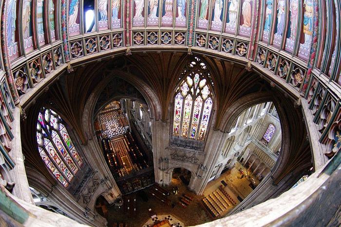 кафедральный собор Эли - (Англия). 29895