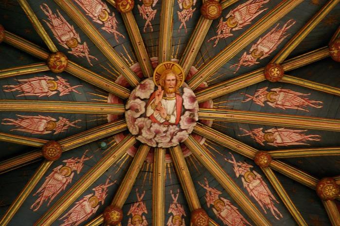 кафедральный собор Эли - (Англия). 24650