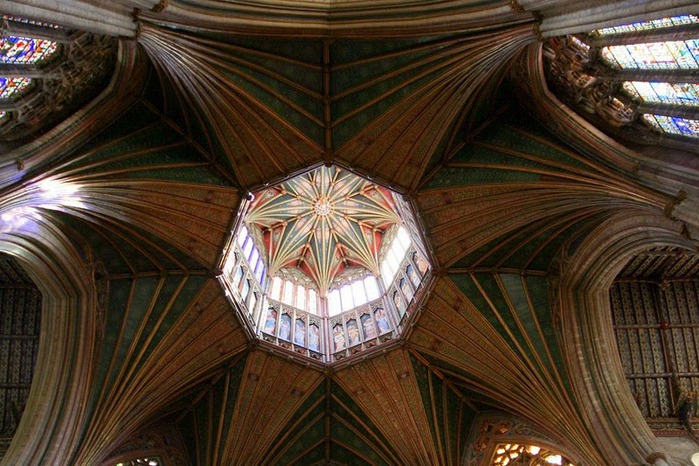 кафедральный собор Эли - (Англия). 54159
