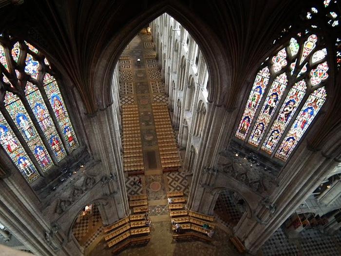 кафедральный собор Эли - (Англия). 70403