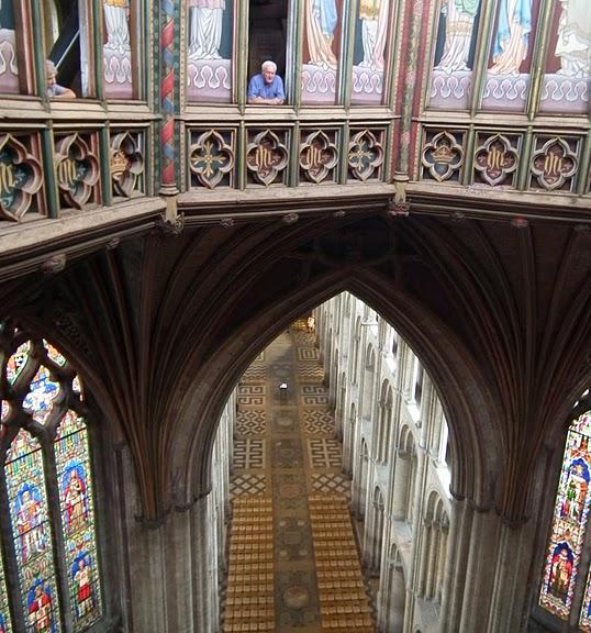 кафедральный собор Эли - (Англия). 79900