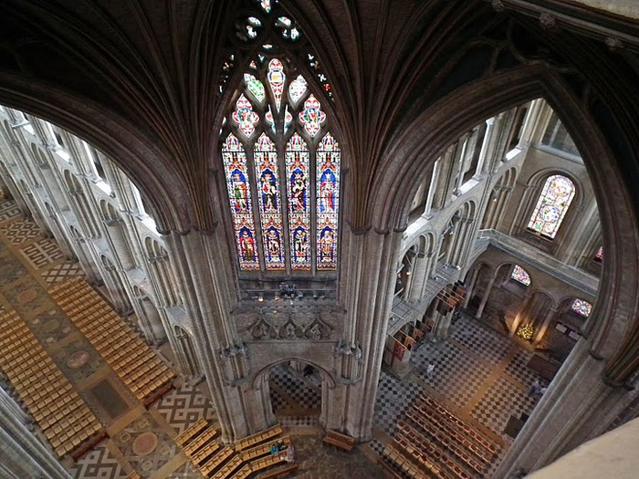 кафедральный собор Эли - (Англия). 62276