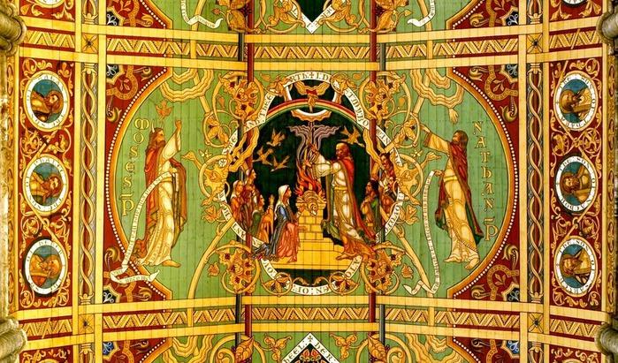 кафедральный собор Эли - (Англия). 61254
