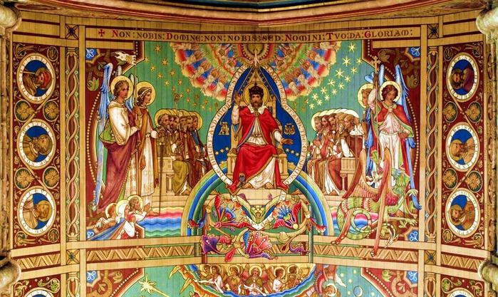 кафедральный собор Эли - (Англия). 88568