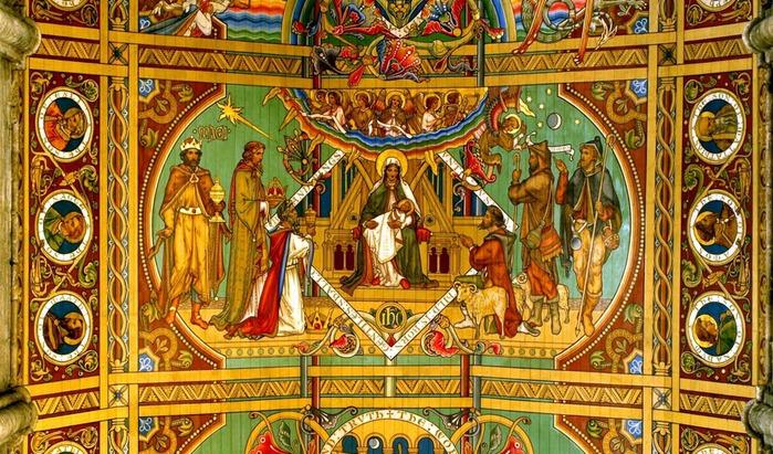кафедральный собор Эли - (Англия). 30525