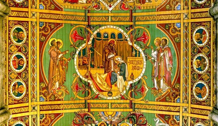 кафедральный собор Эли - (Англия). 37447