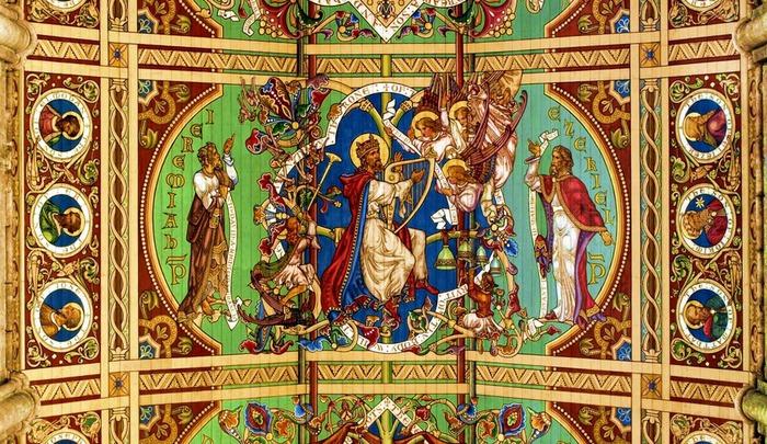 кафедральный собор Эли - (Англия). 82301