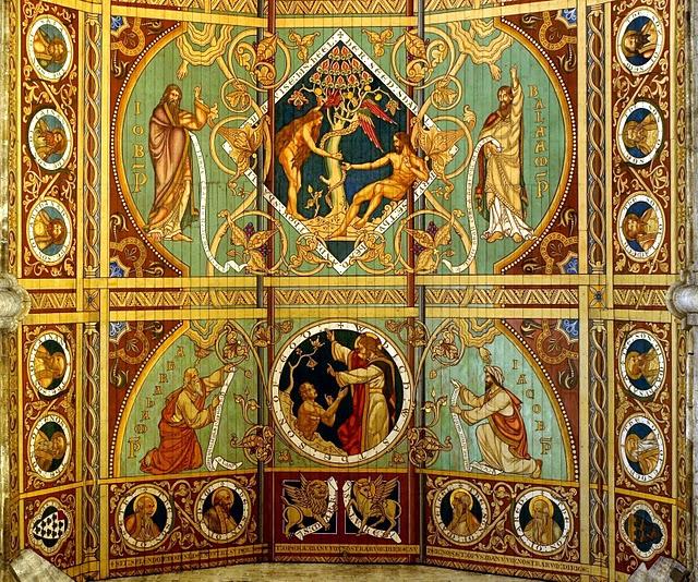 кафедральный собор Эли - (Англия). 31369
