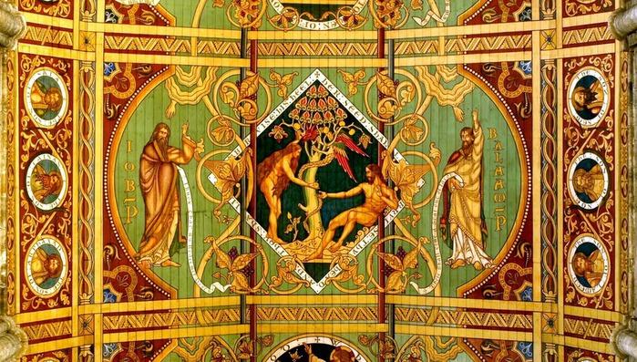 кафедральный собор Эли - (Англия). 35199