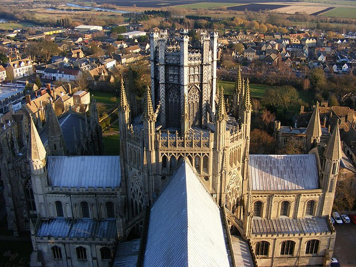 кафедральный собор Эли - (Англия). 29139